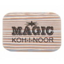 Ластик Magic, 35×25 мм, цветной