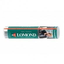 Бумага для факсаLOMOND, 210×12 мм, длина намотки 17 м, 53 г/м²