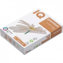 Бумага офисная IQ Premium , А3 (297×420 мм), 80 г/м², 500 л.