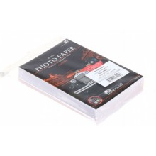 Бумага для струйной фотопечати глянцевая односторонняя Revcol, А6 (100×150 мм), 200 г/м², 100 л.