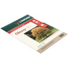 Бумага для струйной фотопечати глянцевая односторонняя Lomond, А4 (210×297 мм), 160 г/м², 25 л., односторонняя