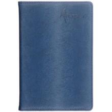 Ежедневник недатированный Executive Agend, 150×220 мм, 148 л., синий