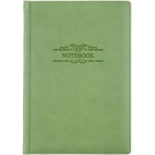 Ежедневник недатированный Vivella, 150×215 мм, 160 л., фисташковый