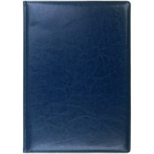 Еженедельник недатированный Classic, 210×295 мм, 72 л., линия, синий