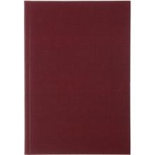 Ежедневник недатированный «Канц-Эксмо», 145×210 мм, 152 л., бордовый