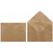 Конверт почтовый 290×390 мм (Е4), декстрин, чистый, крафт