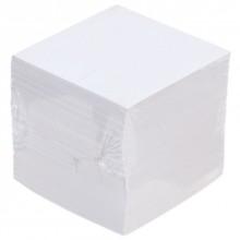 Блок бумаги для заметок «Куб», 85×85×85 мм, 80гр/м2, непроклеенный
