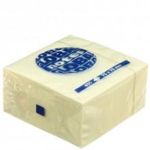 """Бумага для заметок с липким краем """"Global Notes"""", 75×75 мм, 1 блок×400 л., желтая"""