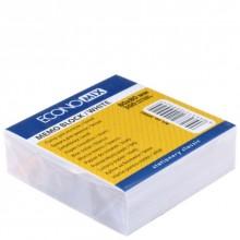 Блок бумаги для заметок «Куб», 80×80×25 мм, непроклеенный, белый