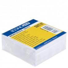 Блок бумаги для заметок «Куб», 85×85×35 мм, непроклеенный, белый