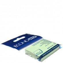 Бумага для заметок с липким краем Economix, 38×50 мм, 1 блок×100 л., зеленая