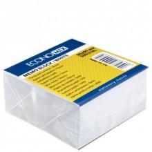 Блок бумаги для заметок «Куб», 90×90×40 мм, непроклеенный, белый