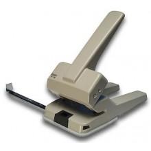 Дырокол Kangaro DP-800, 63 листа, серый