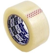 Клейкая лента упаковочная Klebebander, 48 мм×120 м, толщина ленты 45 мкм, прозрачная