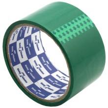 Клейкая лента упаковочная цветная Klebebander, 48 мм×25 м, толщина ленты 40 мкм, зеленая