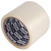 Клейкая лента упаковочная Klebebander, 75 мм×57 м, толщина ленты 40 мкм, прозрачная