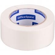 Клейкая лента бумажная OfficeSpace, 48мм*24м