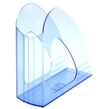 Лоток вертикальный Юниопт 2000, 240×240×90 мм, прозрачно-синий
