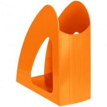 """Лоток вертикальный OfficeSpace """"Colorful"""", неоновый оранжевый"""