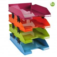 Набор лотков горизонтальных «Combo midi», разноцветный