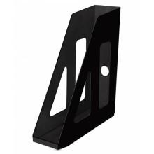 Лоток вертикальный Стамм «Актив», чёрный,  ЛТ511