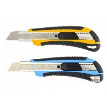 Нож канцелярский усиленный Forpus, ширина лезвия 18 мм, FO60712