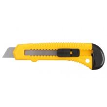 Нож канцелярский inФормат, ширина лезвия 18 мм