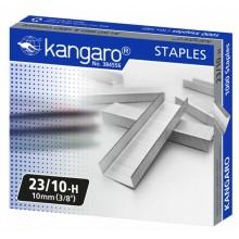 """Скобы для степлера """"Kangaro"""", №23/10, 1000 шт."""