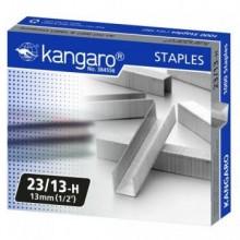 """Скобы для степлера """"Kangaro"""", №23/13, 1000 шт."""