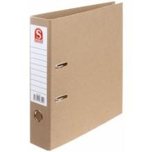 Папка-регистратор Sponsor «Эконом» без покрытия, корешок 70 мм