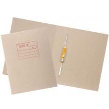 Папка картонная «Дело» со скоросшивателем, А4, ширина корешка 40 мм, плотность 620 г/м², серая