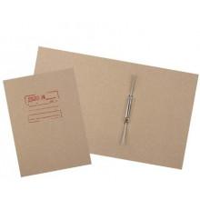 Папка картонная «Дело» со скоросшивателем, А4, ширина корешка 70 мм, плотность 620 г/м², серая