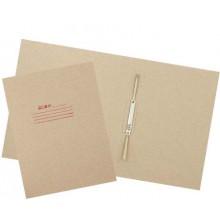 Папка картонная «Дело» со скоросшивателем, А4, ширина корешка 50 мм, плотность 620 г/м², серая