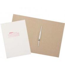 Папка картонная «Дело» со скоросшивателем, А4, ширина корешка 30 мм, плотность 530 г/м², белая