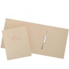 Папка картонная «Дело» со скоросшивателем, А4, ширина корешка 150 мм, плотность 620 г/м², серая