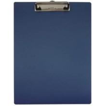 Планшет без крышки Index Metallic, толщина 1 мм, черный с темно-синим