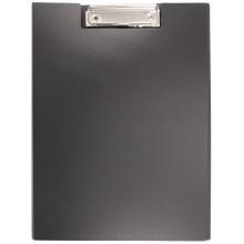 Планшет с крышкой inФормат, толщина 0,9 мм, черный