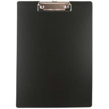 Планшет без крышки Index Metallic, толщина 1 мм, черный
