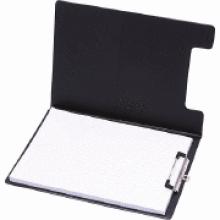 """Папка-планшет А4 с крышкой """"Forpus"""", черный"""