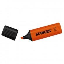 Маркер-текстовыделитель Stanger, оранжевый