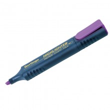 """Текстовыделитель Berlingo """"Textline HL500"""", фиолетовый"""