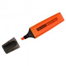 Текстовыделитель OfficeSpace оранжевый, 1-5мм
