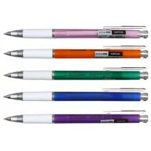 Ручка шариковая автоматическая Neptun, корпус ассорти, стержень синий