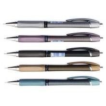 Ручка шариковая автоматическая Linc Elantra, корпус ассорти, стержень синий