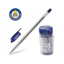 """Ручка шариковая  """"Стамм Vega"""" 511 синий стержень 0,7 на масляной основе"""