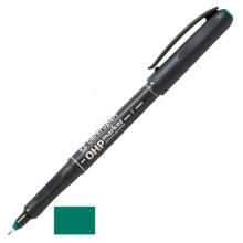 Маркер перманентный OHP Centropen 2636 F, зеленый