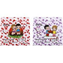 Фломастеры смываемые Love is..., 18 цветов, толщина линии 1-2 мм, вентилируемый колпачок