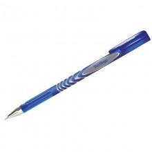 """Ручка гелевая Berlingo """"G-Line"""" синяя, 0,5мм, игольчатый стержень"""