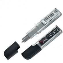 """Грифели для автоматических карандашей """"Laco"""", толщина грифеля 0,7 мм, твердость HB, 15 шт."""