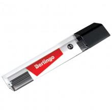 Грифели для автоматических карандашей Berlingo, толщина грифеля 0,5 мм, твердость HB